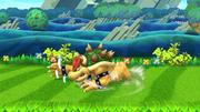 Ataque de recuperación de cara al suelo de Bowser (1) SSB4 (Wii U).png