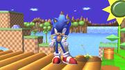 Pose de espera 2 Sonic SSBB.png
