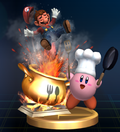 Trofeo de Chef Kirby SSBB.png