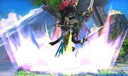 Lanzamiento hacia abajo Lucina SSB4 (3DS).jpg