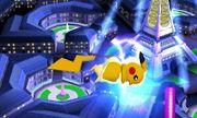 Ataque aéreo delantero Pikachu SSB4 (3DS).JPG