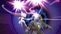 Mewtwo usando su Smash Final contra Ganondorf SSB4 (Wii U).jpg