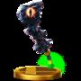 Trofeo de Maza de hierro SSB4 (Wii U).png