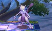 Burla hacia abajo Mewtwo (1) SSB4 (3DS).JPG