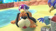 Dúo Duck Hunt y Falco en Isla Tórtimer SSBU.jpg