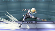 Ataque Smash lateral Sheik SSBB (2).png