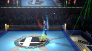 Ataque aéreo hacia abajo (1) Greninja SSB4 (Wii U).png