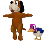Pose T Duck Hunt SSB4 (Wii U).png