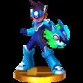 Trofeo de Star Force Mega Man SSB4 (3DS).png