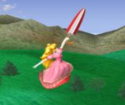 Sombrilla de Peach (objeto) (1) SSBM.png