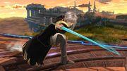 Ataque fuerte inferior Robin SSB4 (Wii U).jpg