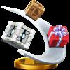 Trofeo de Cajas rodantes SSB4 (Wii U).png