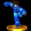 Trofeo de MegaMan Volnutt SSB4 (3DS).png