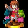 Trofeo de Príncipe de Sablé SSB4 (3DS).png