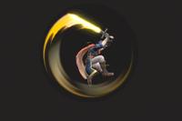 Vista previa de Éter en la sección de Técnicas de Super Smash Bros. Ultimate