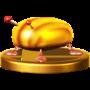 Trofeo de Escarabajo de oro iridiscente SSB4 (Wii U).png