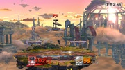 Combate por tiempo SSB4 (Wii U).jpg