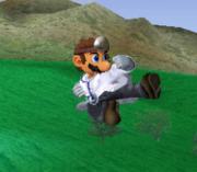 Ataque aéreo normal de Dr. Mario SSBM.png