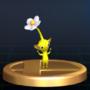Trofeo de Pikmin amarillo SSBB.png