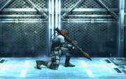 Ataque smash lateral-Snake SSBB.png