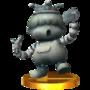 Trofeo Estatua de Porky SSB4 (3DS).png