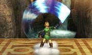 Ataque Smash superior Link SSB4 (3DS).JPG
