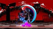 Ataque Smash hacia arriba de Joker+Arsene (2) Super Smash Bros. Ultimate.jpg