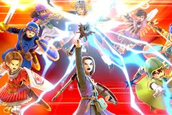 Vista previa de Megaestocada en la sección de Técnicas de Super Smash Bros. Ultimate.