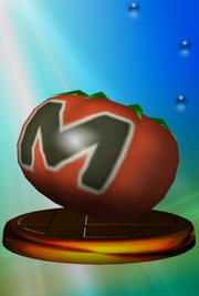 Trofeo de Maxi Tomate SSBM.png