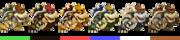 Paleta de colores de Bowser SSBB.png