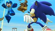 Sonic y Mega Man en Altárea SSB4 (Wii U).jpg