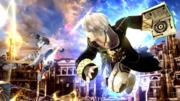 Daraen utilizando su Smash Final en el Coliseo SSB4 (Wii U).png
