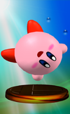 Trofeo de Kirby (Smash 1) SSBM.png