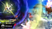 Arceus atacando SSB4 (Wii U).png