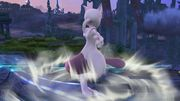 Burla hacia arriba Mewtwo (2) SSB4 (Wii U).JPG