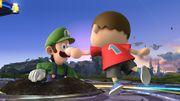 Luigi y el Aldeano en Campo de Batalla SSB4 (Wii U).jpg