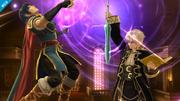 Daraen y Marth SSB4 (Wii U).png