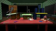 Donkey Kong, Aldeano y Toon Link en GAMER SSB4 (Wii U).jpg