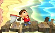 Agarre corriendo Aldeano (2) SSB4 (3DS).jpg
