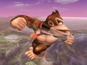 Ataque aéreo normal Donkey Kong SSBB.jpg