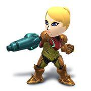 Artwork de la Tiradora Mii con la armadura de Samus.jpg