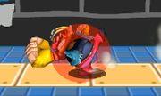 Ataque Smash lateral de Wario (2) SSB4 (3DS).JPG