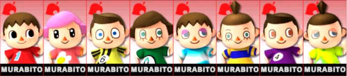 Paleta de colores de Aldeano (JAP) SSB4 (3DS).png