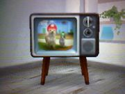 Televisor retro en Nintendogs + Cats.jpg