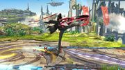 Ataque Fuerte Lateral Bayonetta (2) SSB Wii U.jpg
