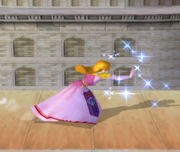 Ataque Smash lateral de Zelda SSBM.png