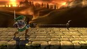Agarre en carrera de Link SSB4 (Wii U).png