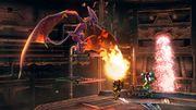 Ridley Bola de fuego SSB4 (Wii U).JPG