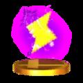 Trofeo Rayo SSB4 (3DS).png