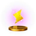 Trofeo de Rayo SSB4 (Wii U).png